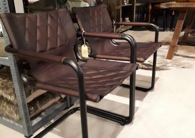 2 stoelen Guoano Diamond