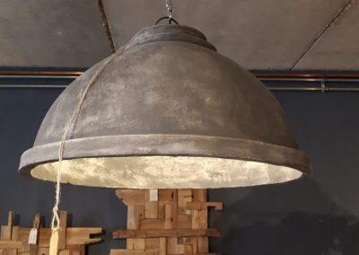 Hanglamp fiber beton 40×70 cm