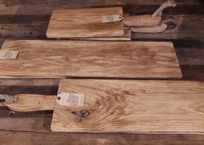 Snijplank 53x19x2,2cm