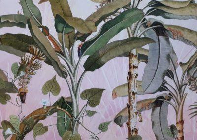 Noordwand bladeren