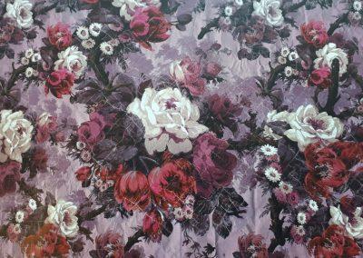 Noordwand bloemen