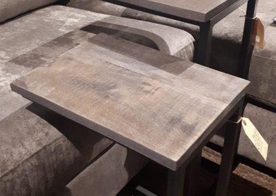 Bijzettafel grey