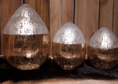 Paaseieren glas