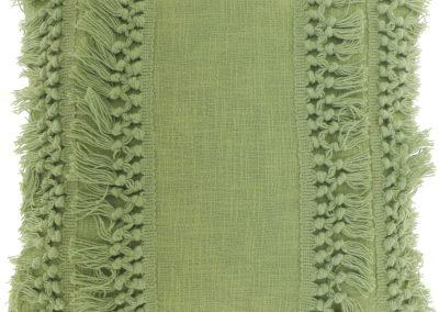 Kussen Saba Tea Green