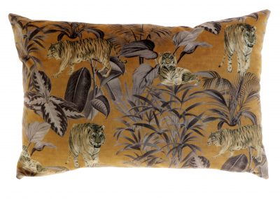 Kussen Jungle Goud / Geel